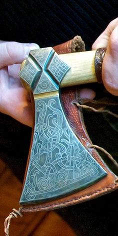 greybeard86: Axe #Viking #norse #weapons