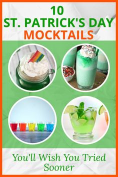 Patrick's Drinks (Non-alcoholic) that will get you in the Holiday Spirit! Pregnancy Foods, Pregnancy Cravings, Healthy Food Choices, Healthy Recipes, Non Alcoholic, You Tried, Superfoods, St Patrick, Spirit