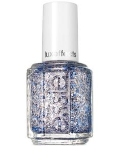 essie luxe effects nail color, frilling me softly | macys.com