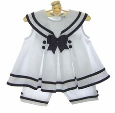 Love sailor clothing!