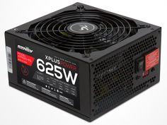Fuente Sentey X Plus Power 625W (XPP625-PS)