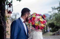 Food Truck Wedding, Behance, Gallery, Bouquets, Brides, Behavior