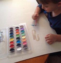 A criança e o Desenho: 3/4 anos de idade