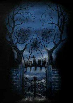 graveyard idea.