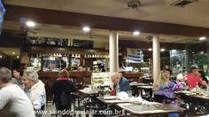 Bar Café Facal Montevidéu - Uruguai Março 2016