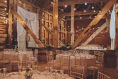 Azalea by Jenny Packham - A Touch of Glamour for a Spring Barn Wedding | Love My Dress® UK Wedding Blog