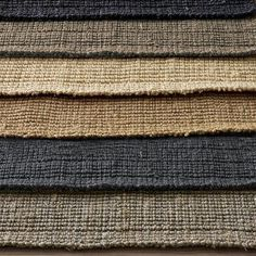 Great Jute Rugs for a great price!  Love the gray and natural colors