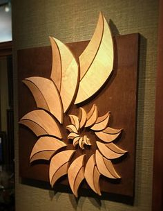 best scroll saw patterns Sculptures For Sale, Wall Sculptures, Wooden Art, Wood Wall Art, Wall Décor, Diy Home Crafts, Arts And Crafts, Homemade Pictures, Art And Hobby