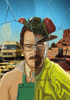 Chemistry 660621839073272853 - Walter White Print Source by