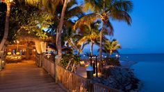 Revel in tropical paradise at Little Palm Island Resort on Little Touch Key, Florida. | 12 Stunning American Hotels You'll Want To Live In Forever