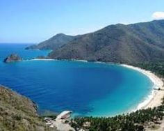 Resultado de imagen para pinterest paisajes de playas en Venezuela