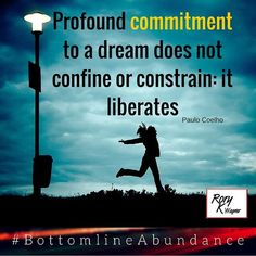 Liberate yourself! ---  #BottomlineAbundance  http://ift.tt/22rtndo  #DreamBig ! #HealthyLiving  an #Entrepreneur  #Exceptional  #Drive #Prosperity !!