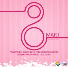 #8Mart #DünyaKadınlarGünü #KutluOlsun