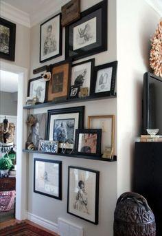 Floating Shelf Gallery   freshome