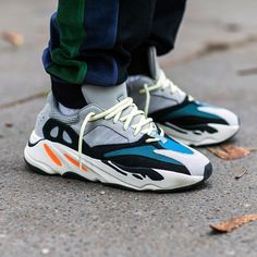 bdafc6369c1 Adidas Yeezy 700 Wave Runner (US Size Condition is Pre-owned. Baskets YeezyDad  ShoesHype ...