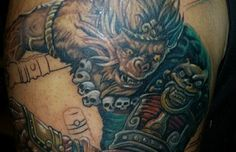 Year of the Fire Monkey l Tattoo Artist Magazine Blog