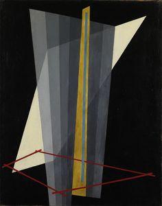 László Moholy-Nagy. K XVII. 1923 ●彡