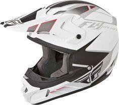 Fly Racing Kinetic Impulse Graphics Motocross Helmet 2015