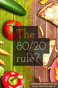 The 80/20 rule. Does it work? Or is something else better?