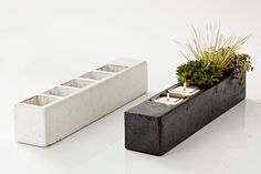 suitable for anything ranging from candles with wax dripped directly in, to pebbles to window plants.