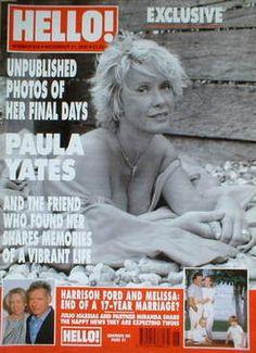 Bob Geldof, Michael Hutchence, Television Program, Harrison Ford, Over Dose, Beauty Art, Famous Women, A 17, Writer