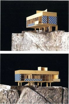 Meneses, Arch Model, Architecture Design, Architectural Models, Pure Products, Buildings, 1950, House, Arches