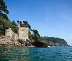 Kingswear Castle Near Dartmouth, Devon