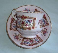 Paragon pink teacup  Paragon Antique Series by NewtoUVintage, $21.99