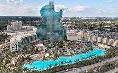 BE PREPARED TO BE ENTHRALLEDGUITAR-SHAPED HOTEL INAUGURATED – BE PREPARED TO BE ENTHRALLED#youngnfab #travel #guitarshapedhotel #guitar #hotel #Florida #instatravel #instago #holidays #fun #tourism #tourist #instatraveling #travelling #travelgram