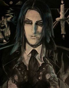 Chris, Motionless in white <3