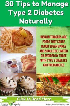 Manage Type 2 Diabetes Naturally