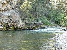 Upper Oldman River