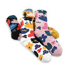 fashion Casual Sports Crew Tube Socks Swyss Womens Winter Cute Fruits Embroidery Cotton Socks