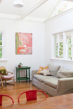 Fiona Bateman via The Design Files - I love every room in the house!
