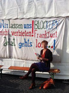 Blockupy Aktionsratschlag 2012 in Frankfurt. Es geht weiter!