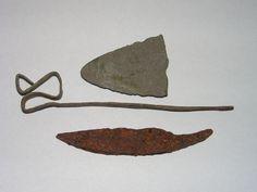 Ancient Bronze Tools Vikings / Medieval