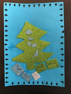 Reece, aged 7 #Crafting #Christmas #ChristmasCrafts #LancsFostering