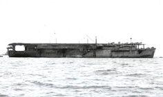 Imperial Japanese Navy aircraft carrier taiyo [空母 大鷹]大鷹型航空母艦一番艦 起工/1940年1月6日 進水/1940年9月19日「春日丸」として進水 就役/1941年9月5日特設航空母艦として竣工 その後/1942年8月31日航空母艦籍に編入「大鷹」に改名 沈没/1944年8月18日 除籍/1944年10月1日 排水量/基準:17,830トン、公試:20,000トン 全長/180.24m 水線幅/22.5m 全幅/00.0m 吃水/8.00m 飛行甲板/長さ:162.0m x 幅:23.5m 主缶/三菱式水管缶4基 主機/三菱ツェリー式タービン2基2軸 25,200馬力 最大速力/21.0ノット 兵員/747名 兵装(竣工時)/12cm単装高角砲4基 25mm連装機銃2基 13mm4連装機銃2基 搭載機(常用+補用)/艦上戦闘機 9+2機 艦上攻撃機 14+2機 合計23+4機