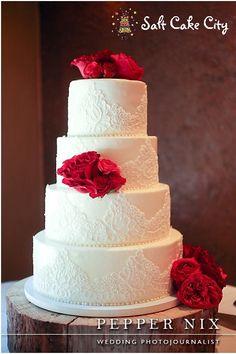 Salt Cake City Wedding Cakes