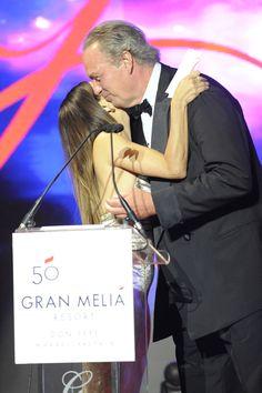 Eva Longoria & Bertín Osborne