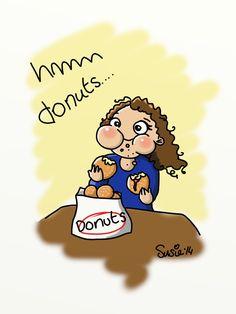 Hmm donuts!
