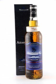 Armorik Whisky Breton Double Maturation, 46%