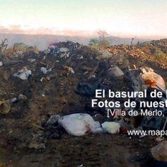 Basural de la Villa de Merlo. Fotos de nuestros desperdicios [Villa de Merlo, San Luis, Argentina]