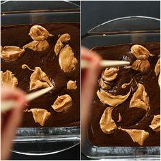 Vegan Peanut Butter Swirl Brownies   Minimalist Baker Recipes