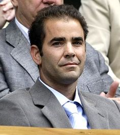 "Pete Sampras Peter ""Pete"" Sampras is a retired American tennis player and former world number 1. During his 15-year tour career, he won 14 Grand Slam singles titles and became recognized as one of the greatest tennis players of all time. (Source: Wikipedia)"