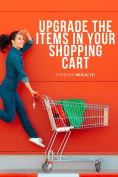 Learn how to upgrade the items in your shopping cart here!