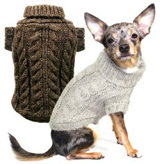 Shop for Hip Doggie Classic Angora Cable Knit Sweater at DOGPetBoutique.com. We have a large selection of dog Sweaters & Hoodies By Hip Doggie. Fast Shipping & No Hassle Returns where happy dogs shop!