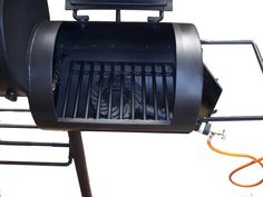 OklahomaBBQ.nl | Oklahoma Country Smoker 14 inch 8 mm plaatstaal offset barbecue grill smoker