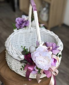 Easter Baskets, Gift Baskets, Edible Bouquets, Engagement Decorations, Crepe Paper Flowers, Flower Girl Basket, Basket Decoration, Easter Wreaths, Basket Weaving