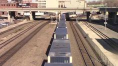 Railfanning Kansas City  3/7/15